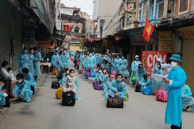 Thêm 149 trường hợp dương tính, Bắc Giang vượt ngưỡng 3 nghìn ca Covid-19 - 1