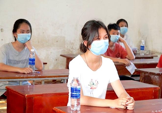 Kỳ thi tốt nghiệp THPT 2021 tại Nghệ An có gần 600 thí sinh được miễn thi.