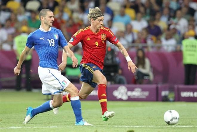 Lịch sử Euro 2012: Tây Ban Nha nhuộm đỏ trời Âu - 2