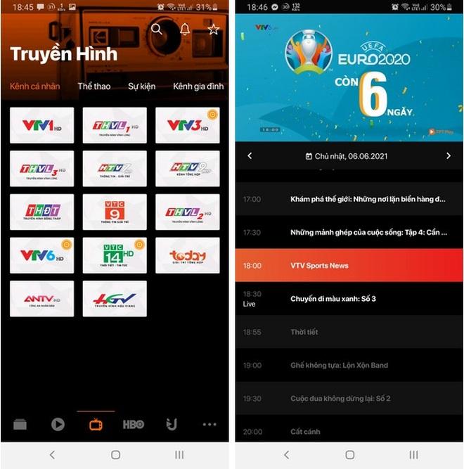 Cách xem trực tiếp đội tuyển Việt Nam thi đấu trên smartphone và máy tính - 6