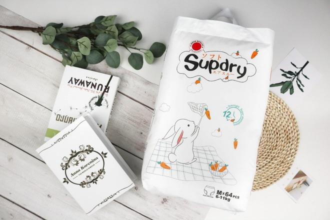 Supdry - thương hiệu tã giấy được tin dùng cho bé yêu tại Việt Nam - 3