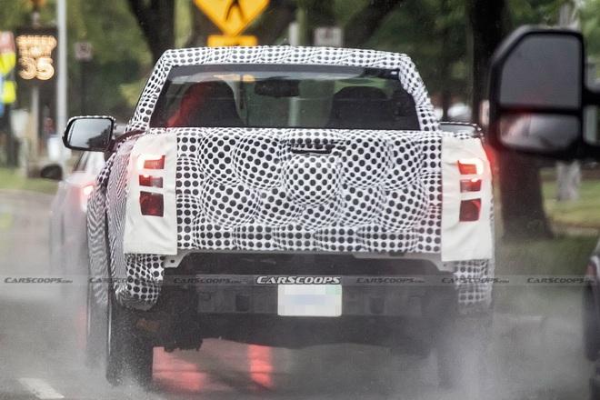 Ford Ranger thế hệ mới sẽ có thêm bản cabin đơn? - 7
