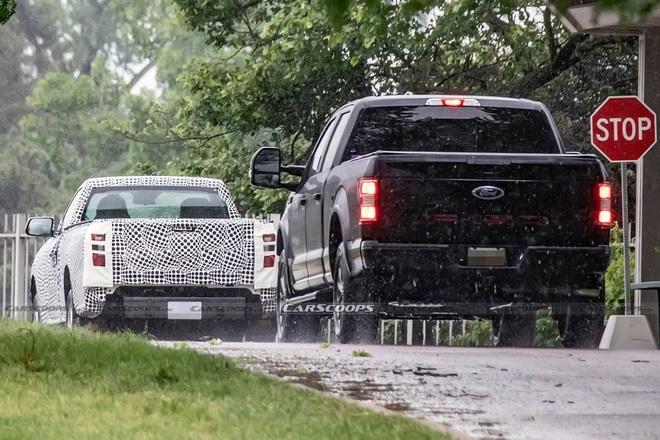 Ford Ranger thế hệ mới sẽ có thêm bản cabin đơn? - 5