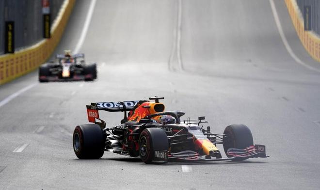Chặng 6 mùa giải F1 2021: Gay cấn và hấp dẫn cho tới phút cuối - 6