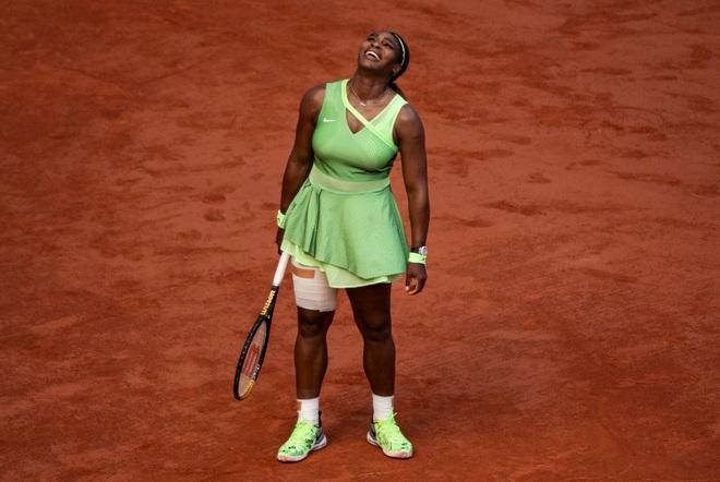 Serena Williams vỡ mộng chinh phục Roland Garros - 2