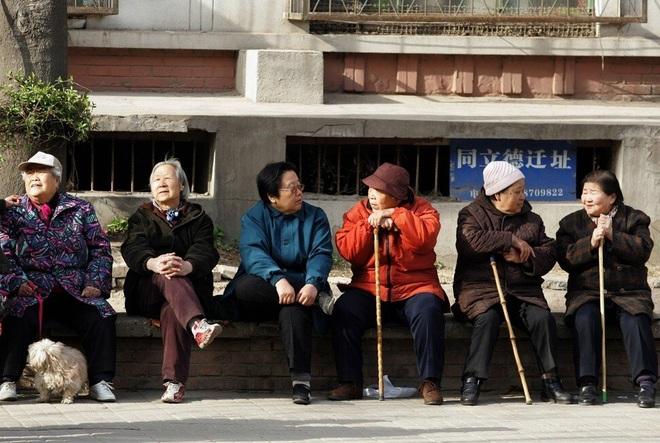 Khủng hoảng dân số ập đến, người già Trung Quốc lo sợ tương lai - 2