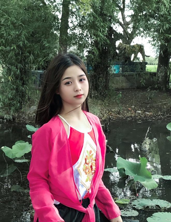 Ảnh thẻ xinh như thiên thần của bản sao Quỳnh Anh Shyn - 4