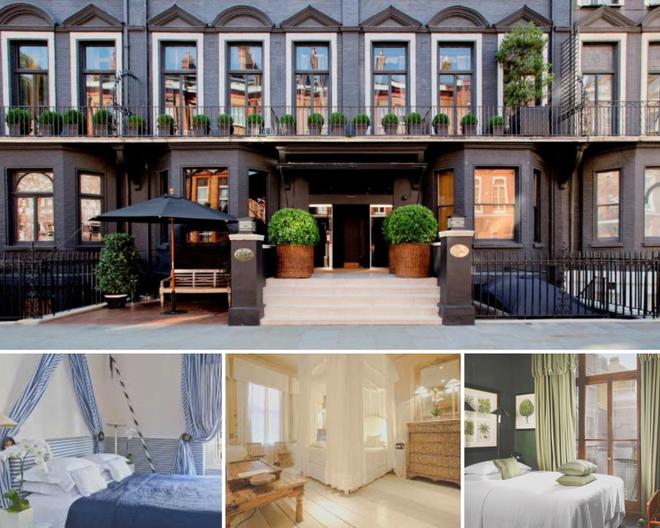 Những khách sạn boutique thiết kế độc đáo, nổi tiếng thế giới - 1