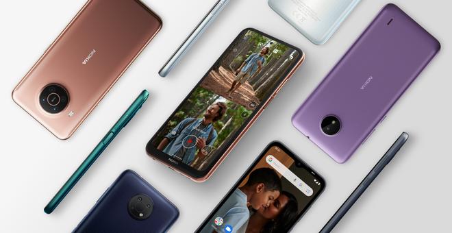 Nokia khuấy động thị trường smartphone tầm trung - 1
