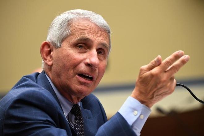 Chuyên gia Fauci: Mỹ đang đi sai hướng đối phó Covid-19 - 1