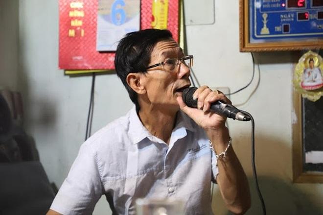 Hành trình tìm lại giọng hát của người đàn ông ung thư vòm họng - 1