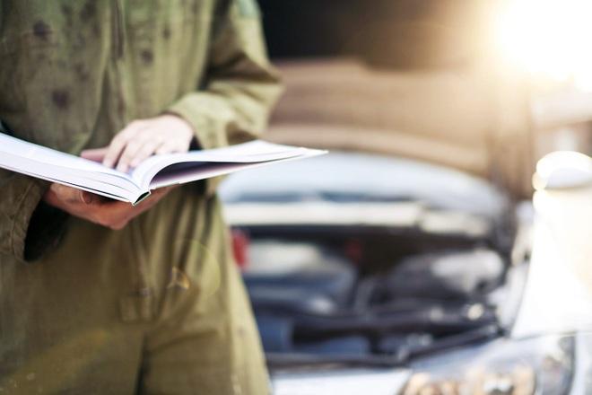 Sách hướng dẫn sử dụng ô tô: Bí kíp phòng thân cần đọc ít nhất một lần - 1