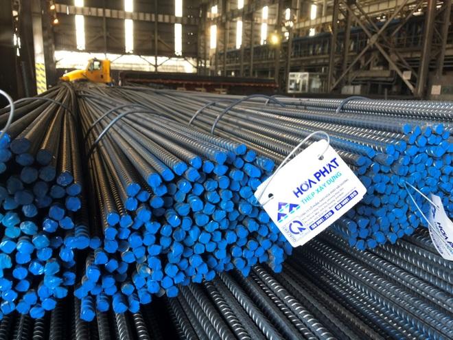 Hòa Phát đạt sản lượng 695.000 tấn thép các loại trong tháng 5 - 1