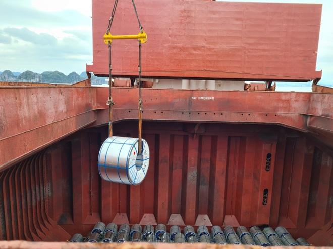 Hòa Phát đạt sản lượng 695.000 tấn thép các loại trong tháng 5 - 2
