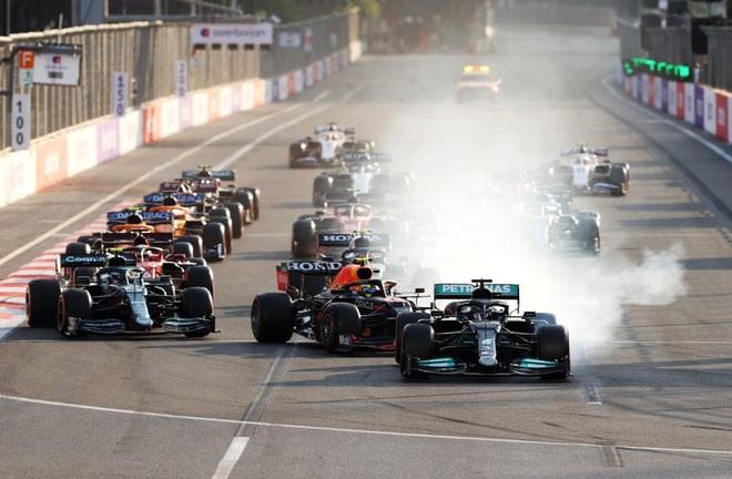 Chặng 6 mùa giải F1 2021: Gay cấn và hấp dẫn cho tới phút cuối - 9