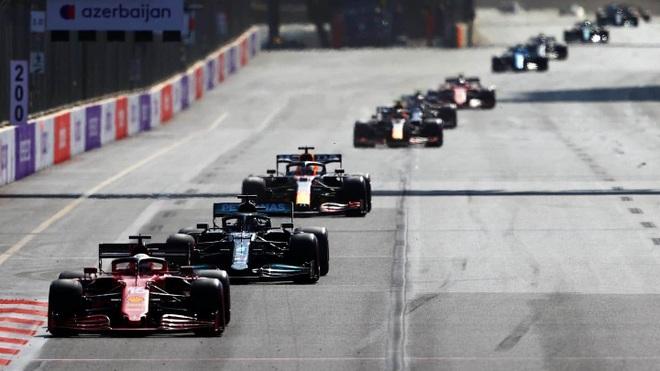 Chặng 6 mùa giải F1 2021: Gay cấn và hấp dẫn cho tới phút cuối - 4