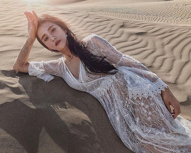 Mỹ nữ Đài Loan sở hữu mặt xinh dáng chuẩn hút mọi ánh nhìn - 2