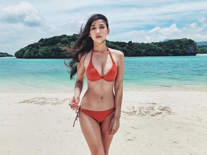 Mỹ nữ Đài Loan sở hữu mặt xinh dáng chuẩn hút mọi ánh nhìn - 5
