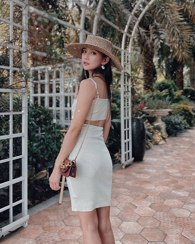 Mỹ nữ Đài Loan sở hữu mặt xinh dáng chuẩn hút mọi ánh nhìn - 10