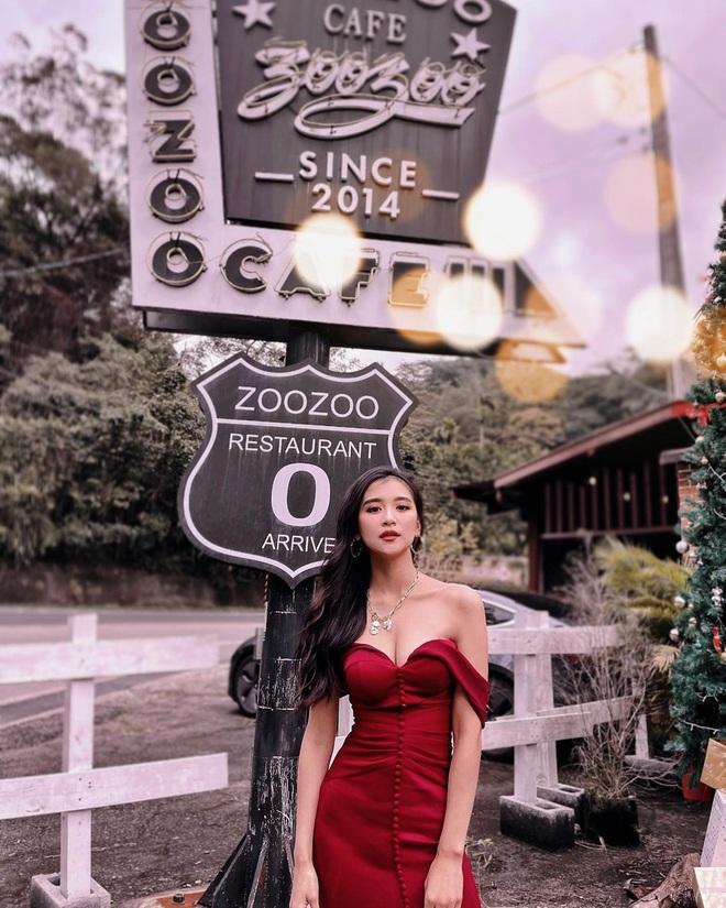 Mỹ nữ Đài Loan sở hữu mặt xinh dáng chuẩn hút mọi ánh nhìn - 11