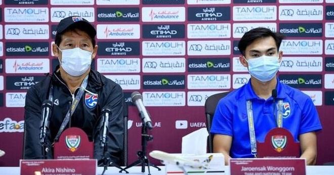 HLV Nishino tuyên bố đội tuyển Thái Lan quyết đánh bại UAE - 3