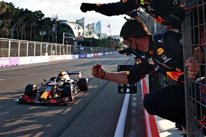Chặng 6 mùa giải F1 2021: Gay cấn và hấp dẫn cho tới phút cuối - 11
