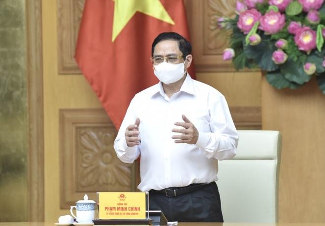 Thủ tướng: Chiến lược là phải sản xuất được vắc xin phòng Covid-19 - 3