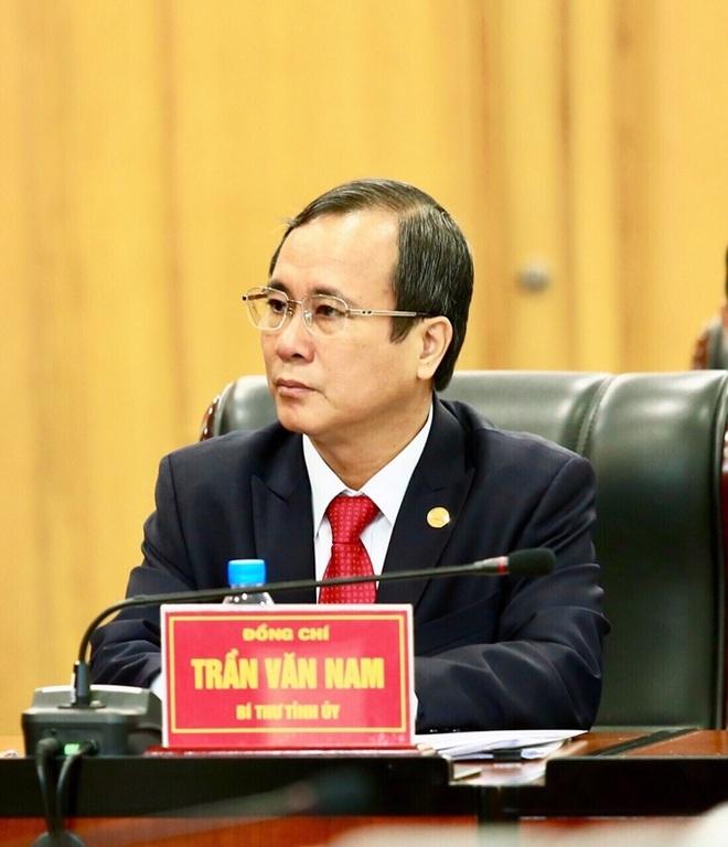 Trung ương Đảng cách chức Bí thư Tỉnh ủy Bình Dương Trần Văn Nam - 1