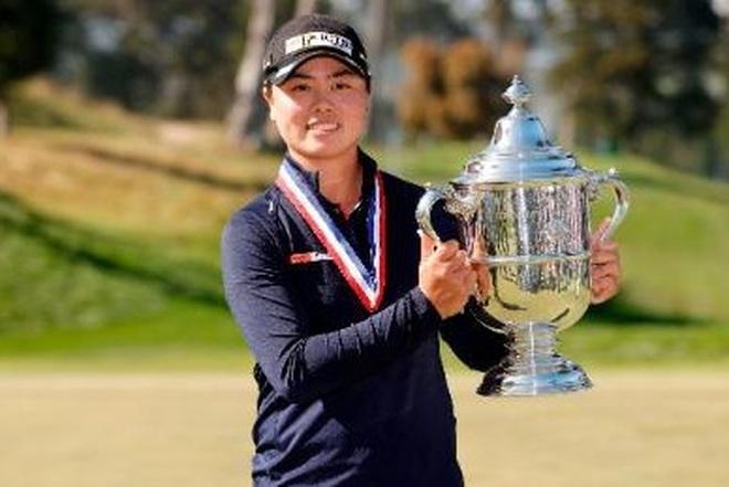 Vô địch US Womens Open 2021, Yuka Saso đi vào lịch sử golf Philippines - 1