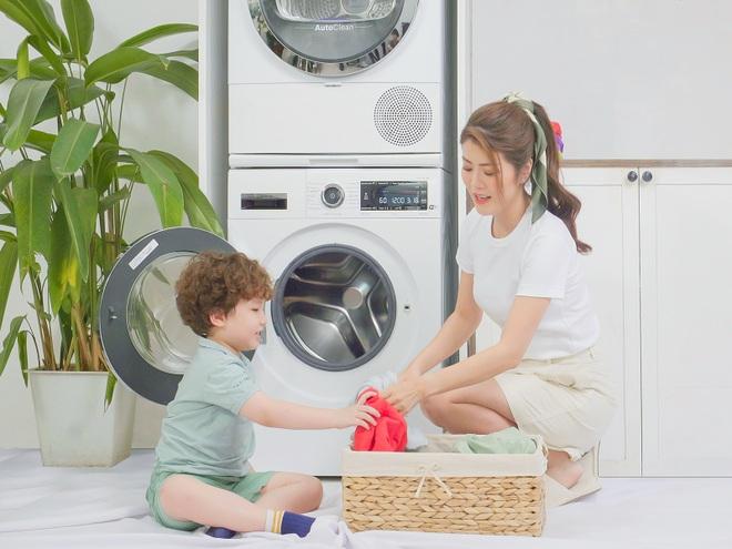Bộ đôi máy giặt sấy Bosch Home - nâng tầm phong cách sống cho khách hàng Việt - 2