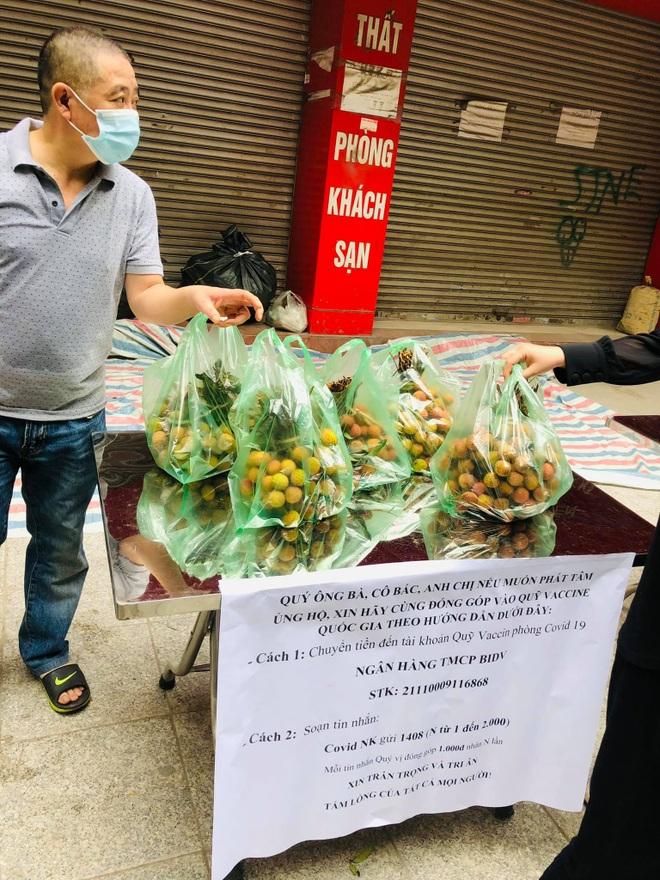 Người phụ nữ phát tặng 2 tấn vải thiều: Tấm lòng của mình với Bắc Giang - 5