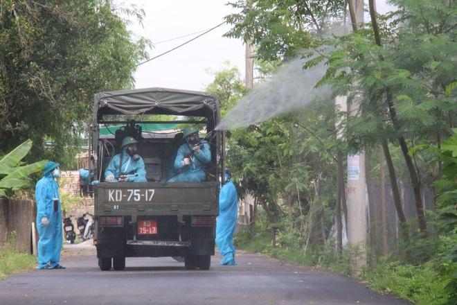 Giãn cách xã hội toàn thành phố Hà Tĩnh từ 12h hôm nay - 10