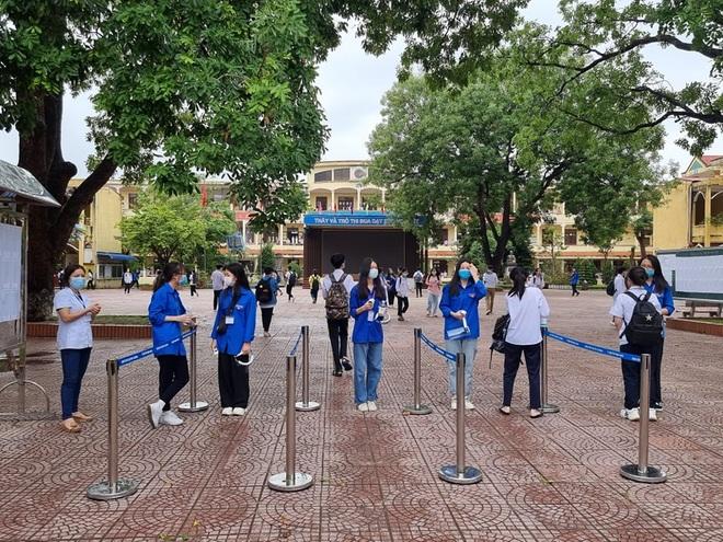 Hải Phòng: Hơn 20.000 thí sinh bước vào kỳ thi tuyển sinh vào lớp 10 THPT - 6