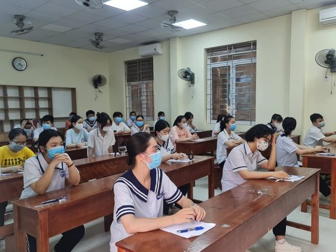 Hải Phòng: Hơn 20.000 thí sinh bước vào kỳ thi tuyển sinh vào lớp 10 THPT - 9