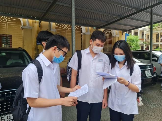 Hải Phòng: Hơn 20.000 thí sinh bước vào kỳ thi tuyển sinh vào lớp 10 THPT - 8
