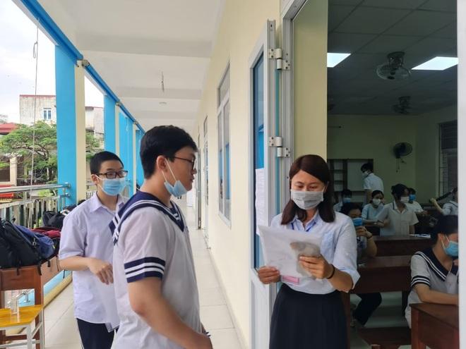 Hải Phòng: Hơn 20.000 thí sinh bước vào kỳ thi tuyển sinh vào lớp 10 THPT - 1