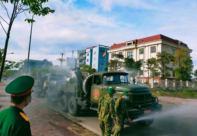 Giãn cách xã hội toàn thành phố Hà Tĩnh từ 12h hôm nay - 9