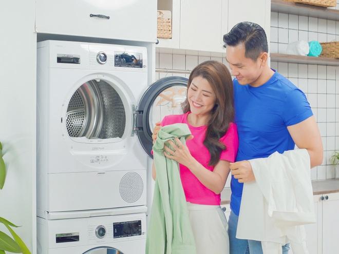 Bộ đôi máy giặt sấy Bosch Home - nâng tầm phong cách sống cho khách hàng Việt - 3