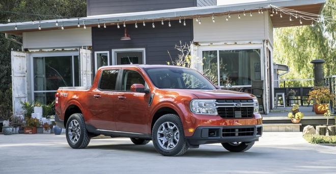 Ford ra mắt mẫu xe bán tải Maverick nhỏ hơn Ranger - 5