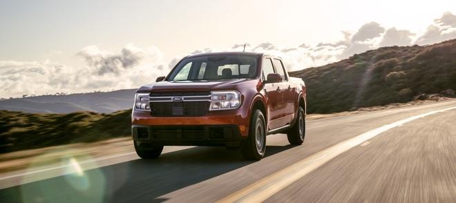 Ford ra mắt mẫu xe bán tải Maverick nhỏ hơn Ranger - 39
