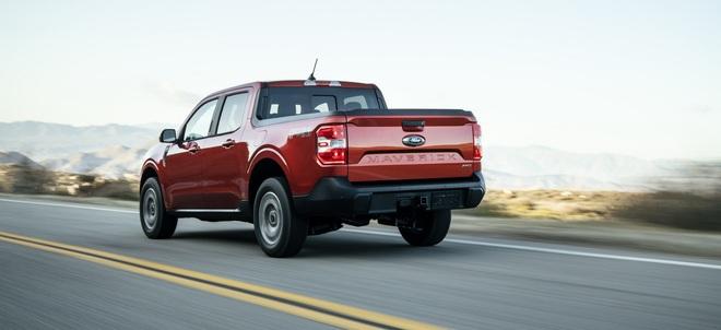 Ford ra mắt mẫu xe bán tải Maverick nhỏ hơn Ranger - 23