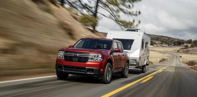 Ford ra mắt mẫu xe bán tải Maverick nhỏ hơn Ranger - 7