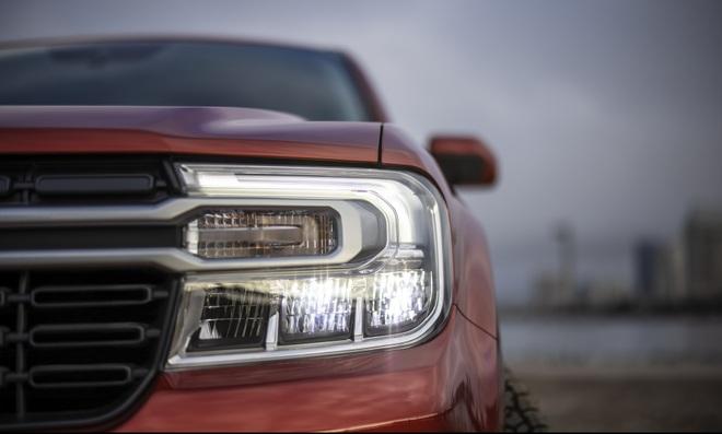 Ford ra mắt mẫu xe bán tải Maverick nhỏ hơn Ranger - 38