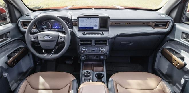 Ford ra mắt mẫu xe bán tải Maverick nhỏ hơn Ranger - 30