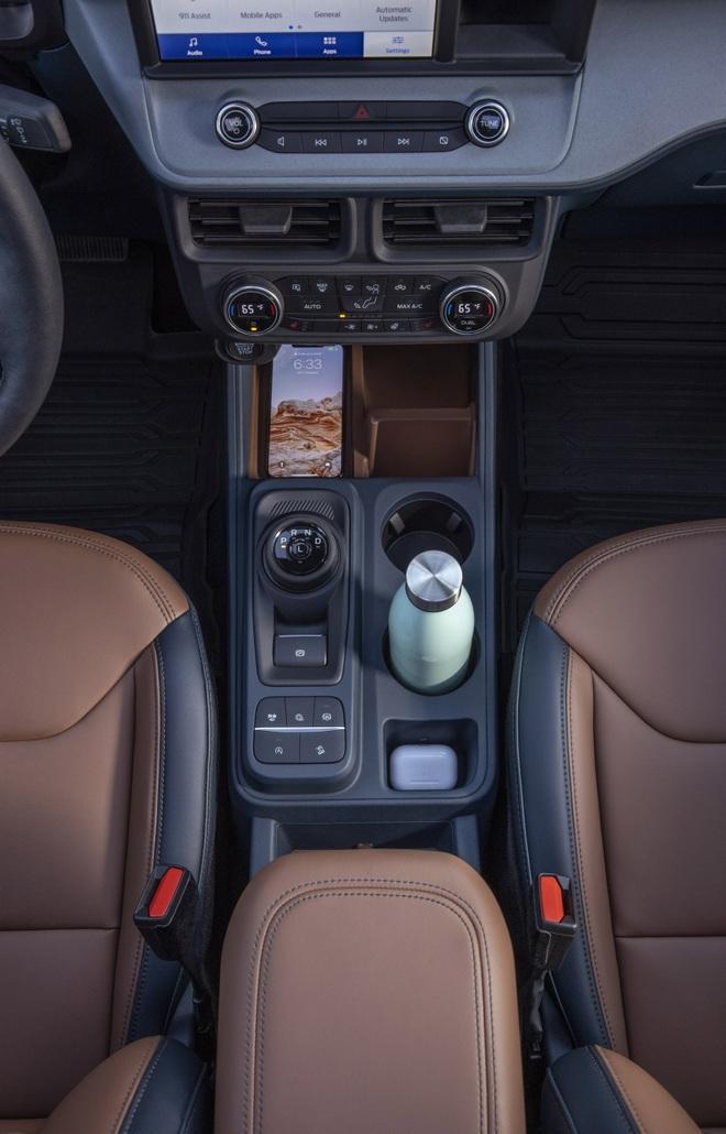 Ford ra mắt mẫu xe bán tải Maverick nhỏ hơn Ranger - 26