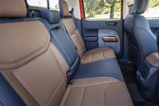 Ford ra mắt mẫu xe bán tải Maverick nhỏ hơn Ranger - 35