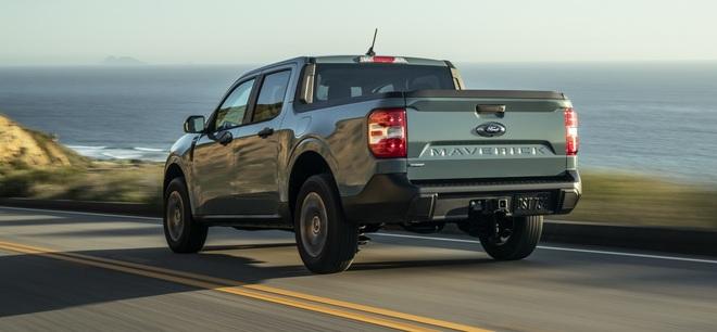 Ford ra mắt mẫu xe bán tải Maverick nhỏ hơn Ranger - 42
