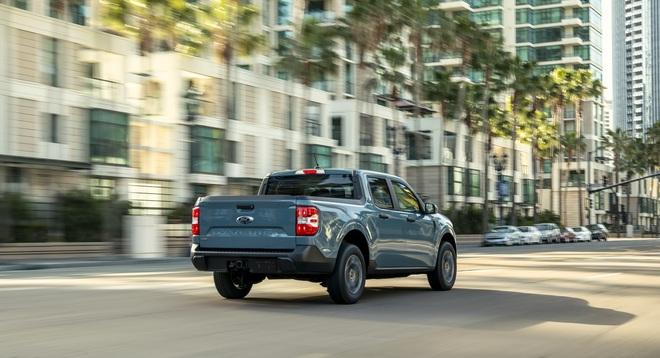 Ford ra mắt mẫu xe bán tải Maverick nhỏ hơn Ranger - 41