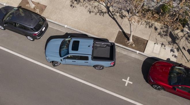 Ford ra mắt mẫu xe bán tải Maverick nhỏ hơn Ranger - 2
