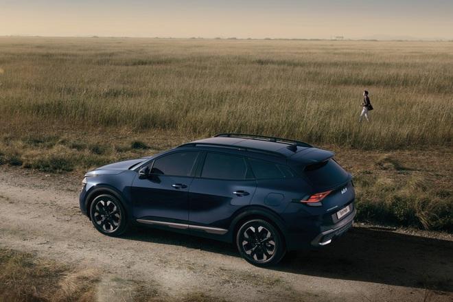 Kia Sportage thế hệ mới lộ diện, sẵn sàng cho cuộc chiến mới với Mazda CX-5 - 10